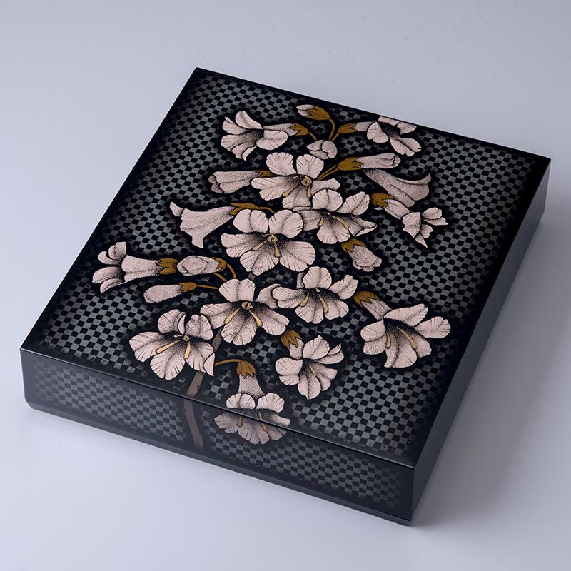 蒟醤色紙箱「桐の花」きんましきしばこ きりのはな