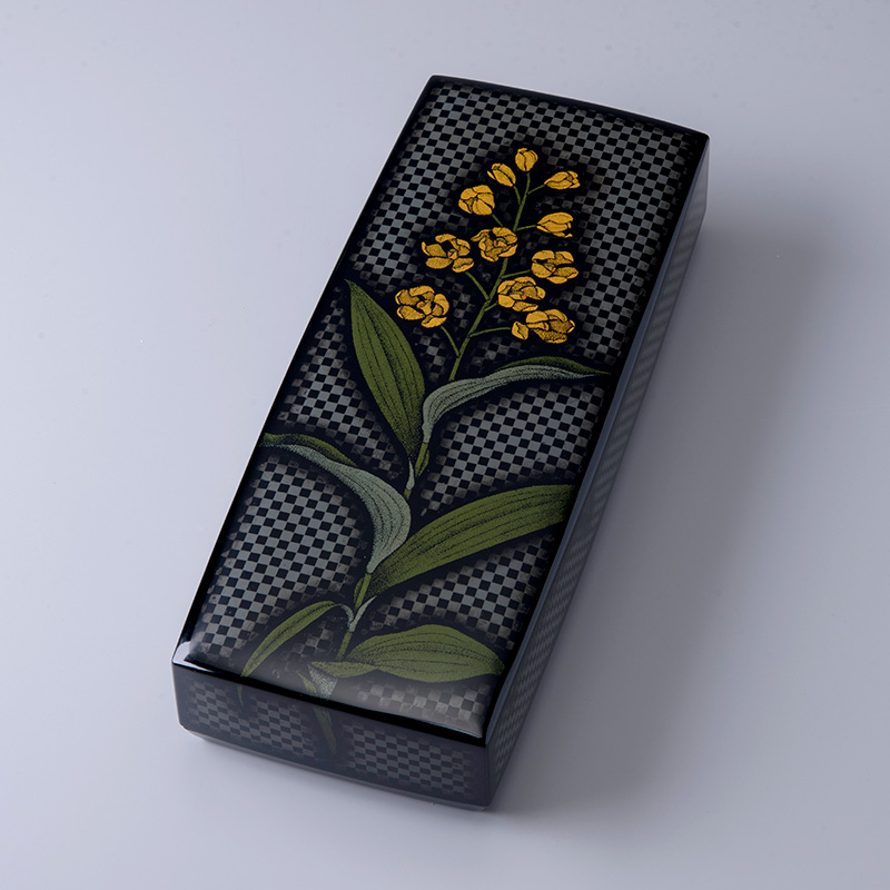 乾漆蒟醤箱「キンラン」かんしつきんまばこ
